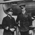 Prins Knud (t.h.) 1929
